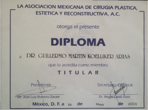 Dr Koelliker certification 4