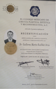 Dr Koelliker certification 6